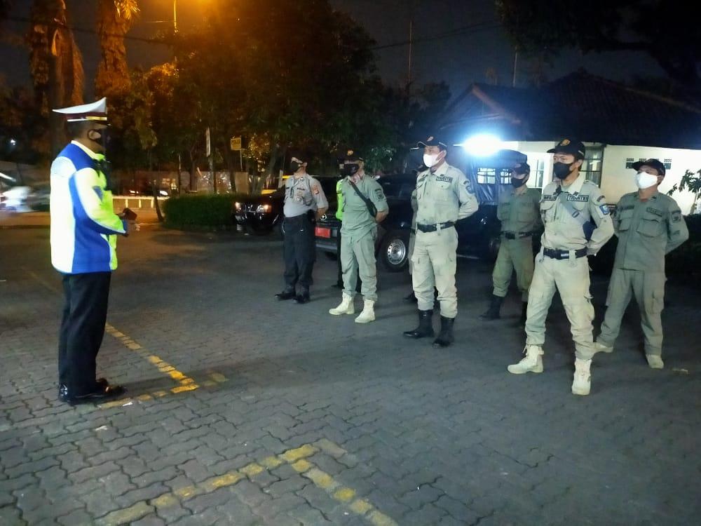 Giat PPKM LEVEL 4 CORONA VIRUS DESEASE 2019 untuk Pengendalian Penyebaran Covid-19 di wilayah Kecamatan Rancasari: