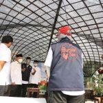 Wapres Ma'ruf Amin Kunjungi Buruan SAE Kota Bandung